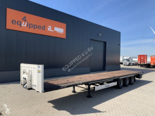 Návěs Krone TWISTLOCKS, RONGPOTTEN, MULTILOCK, NL-oplegger, APK: 01/2022 nosič kontejnerů použitý