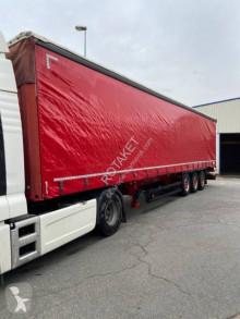 Semi remorque rideaux coulissants (plsc) Schmitz Cargobull Tautliner 3 essieux avec hayon