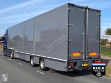 Semitrailer Floor Race / Flower / Mobile home THEO MULDER / NEW TUV / APK kylskåp mono-temperatur begagnad