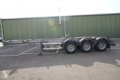 Semiremorca Burg CONTAINER TRAILER transport containere second-hand