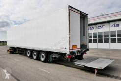 Semirremolque furgón Schmitz Cargobull SKO 24 / LBW 2000 kg / DOPPELSTOCK / LIFT