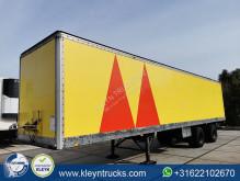 Semirimorchio furgone Van Hool S 212
