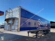 Semitrailer rörligt underlag Benalu Semi Reboque