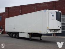 Semi remorque Schmitz Cargobull Frigo Trialer Vleeshang / Hooks / Rohrbahnen, ThermoKing SLX300e frigo mono température occasion