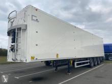 Semirimorchio Kraker trailers 92m3 fondo mobile usato