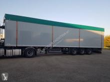 Semitrailer rörligt underlag Walkliner WLS 38/27