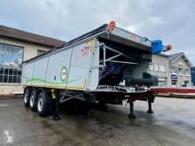 Semi reboque Fliegl ASS 372 FOND POUSSANT CALORIFUGE com empurrador novo