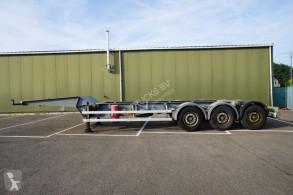 Trailer CONTAINER TRAILER tweedehands containersysteem