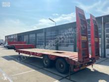 Kaiser半挂车 SSB 25 2 | FEDERBLATT | RAMPEN 机械设备运输车 二手