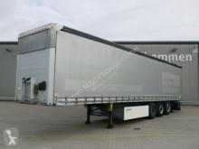 Schmitz Cargobull tarp semi-trailer SCB S3T*Pritsche*Plane*!2 x Liftachse!*Luft