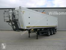 Semi remorque benne Schmitz Cargobull SGF S3 45m³Alu*Luft/Lift*Pendelklapp