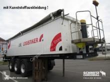 Semi remorque benne Langendorf Kipper Alukastenmulde 23m³