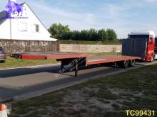 Návěs Stas Low-bed nosič strojů použitý