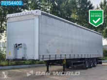 Semitrailer Schmitz Cargobull SCB*S3T Liftachse Edscha skjutbara ridåer (flexibla skjutbara sidoväggar) begagnad