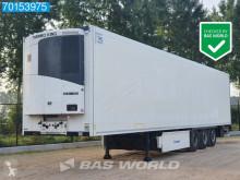 Krone mono temperature refrigerated semi-trailer ThermoKing SLXe 300 Palettenkasten ThermoKing SAF
