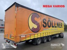 Trailer Schmitz Cargobull Varios Semitrailer Curtainsider tweedehands Schuifzeilen