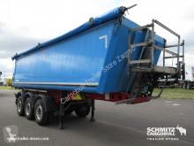 Semi remorque Schmitz Cargobull Semitrailer Tipper Alu-square sided body 30m³ benne occasion