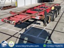 Semi remorque porte containers Schmitz Cargobull 20 FT TANK