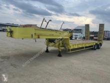 Semitrailer Castera Semi Reboque maskinbärare begagnad