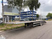 Lecitrailer flatbed semi-trailer open laadbak