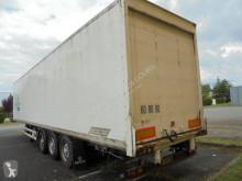 Semirremolque furgón paredes contrachapado Samro FOURGON INTEGRAL