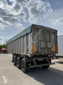Semitrailer General Trailers Non spécifié flak spannmål begagnad