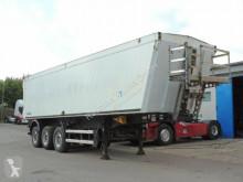Semirremolque Schmitz Cargobull Alukipper schassi Stahl *ca.46 kubik* volquete usado