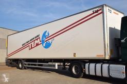 Semitrailer transportbil Fruehauf FKSRS4