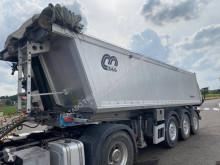 Menci SL 740 R ALLUMINIO semi-trailer used tipper