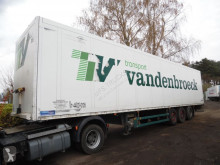 Schmitz Cargobull 3-asser semi-trailer used box