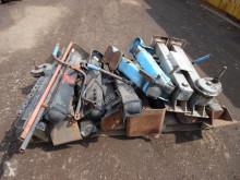 Cabine/carrosserie steunpoten van oplegger