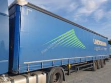 Schmitz Cargobull tarp semi-trailer S 01 Edscha Verzinkt Standard Auflieger