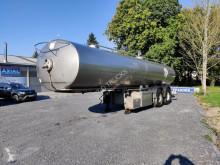 Maisonneuve food tanker semi-trailer CITERNE EN INOX ISOTHERME 25000 L