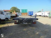 Semitrailer platta Samro