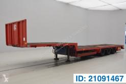 Trailer Low bed trailer tweedehands dieplader