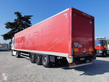 Trouillet plywood box semi-trailer