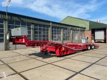 Naczepa Gheysen & Verpoort & VERPOORT | Truck-Machine Transporter | WINCH do transportu samochodów używana