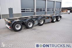 Broshuis container semi-trailer 2 CONNECT-5AKCC | 2x20-40-45ft HC * 3x LIFT * 3x STEERING
