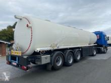 Trailer Rohr TAL-A-MKZA 42,8/4 KAMMER/ PUMPE/BENZIN/DIESEL tweedehands tank koolwaterstoffen
