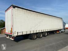 Schmitz Cargobull tarp semi-trailer MEGA Tautliner /Hubdach/Edscha/Liftachse
