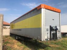Yarı römork sürgülü tenteler (plsc) Schwarzmüller