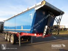 Semi remorque benne Schmitz Cargobull Kipper Alukastenmulde 27m³