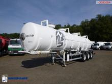 Semirremolque cisterna productos químicos Maisonneuve Chemical ACID tank inox 24.5 m3 / 1 comp / ADR 11/2021