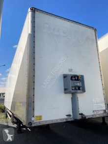 Fruehauf plywood box semi-trailer Double etage
