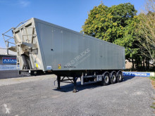Tipper semi-trailer 53m3 tipper- saf axles- empty weight only 5900kg- very good condition
