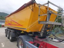 Semirimorchio benna edilizia Schmitz Cargobull SKI 24 SL 7.2 24 m³ Alu Mulde Liftachse
