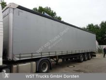 Schmitz Cargobull 4 x Tautliner Scheibenbremse Liftachse semi-trailer used tarp