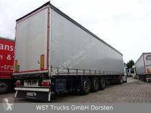 Semi remorque savoyarde Schmitz Cargobull 4 x Tautliner Scheibenbremse Liftachse