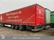 Krone 2 x SDP27 Profiliner Edscher LDW 2018 semi-trailer used tarp