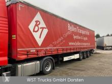 Krone tarp semi-trailer 4 x SDP27 Profiliner Edscher LDW 2018